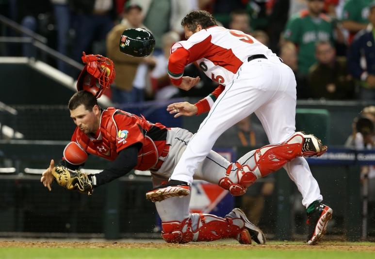 Baseball: World Baseball Classic-Canada vs Mexico